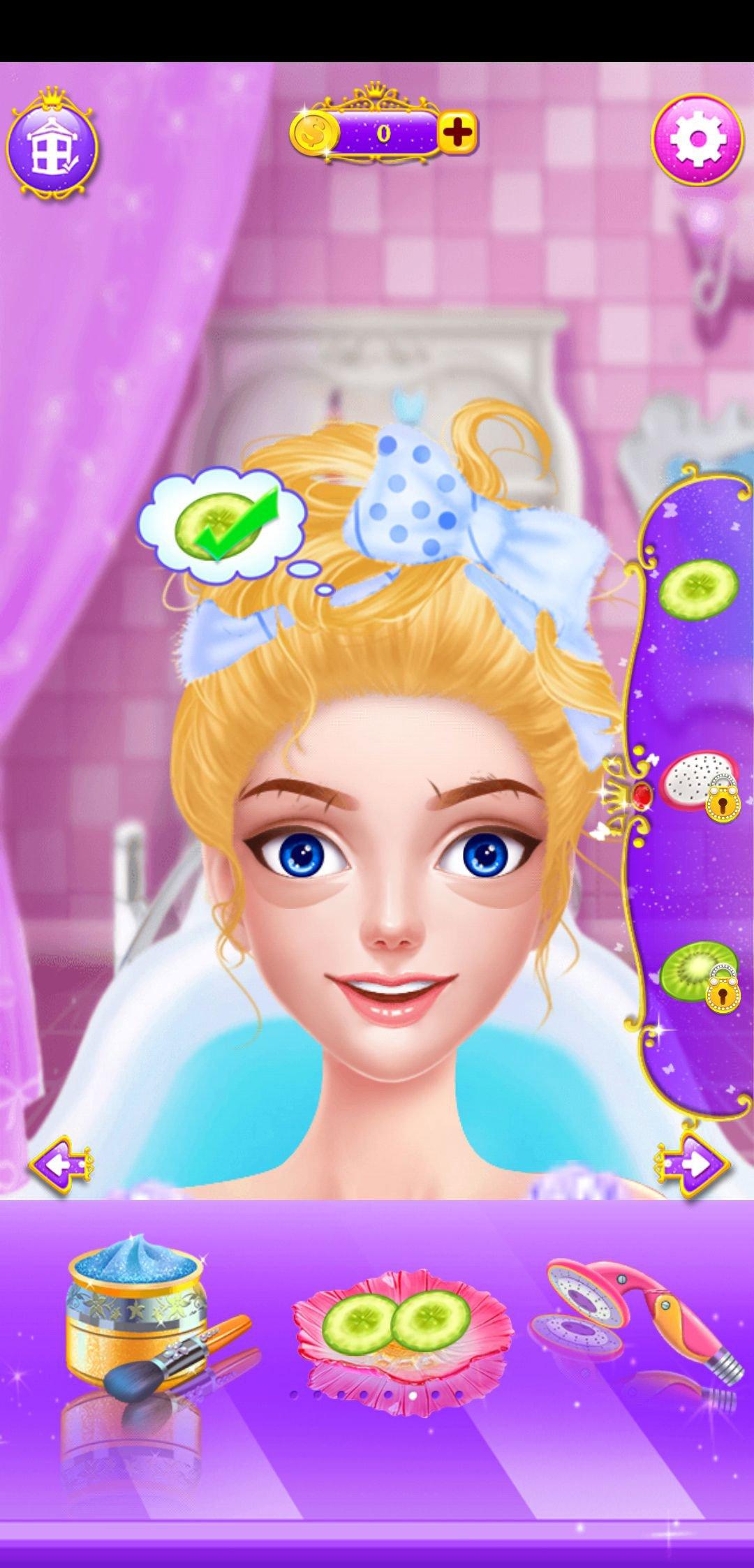 Salon De Maquillage Princesse 3.0.3977 - Télécharger Pour à Telecharger Jeux Gratuit Fille