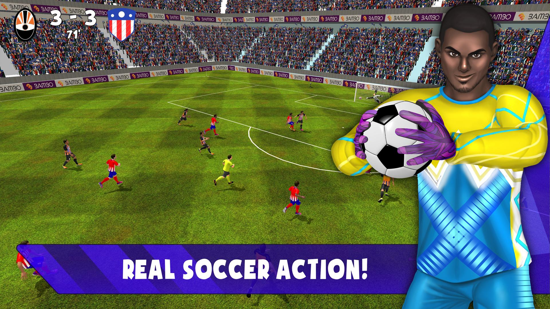 Save! Hero - Gardien De But Jeu Foot 2019 Pour Android avec Jeux De Gardien De Foot