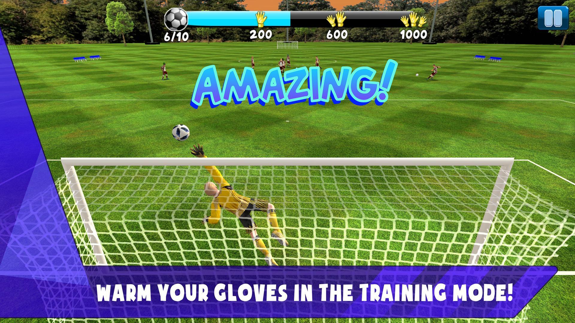 Save! Hero - Gardien De But Jeu Foot 2019 Pour Android encequiconcerne Jeux De Gardien De Foot
