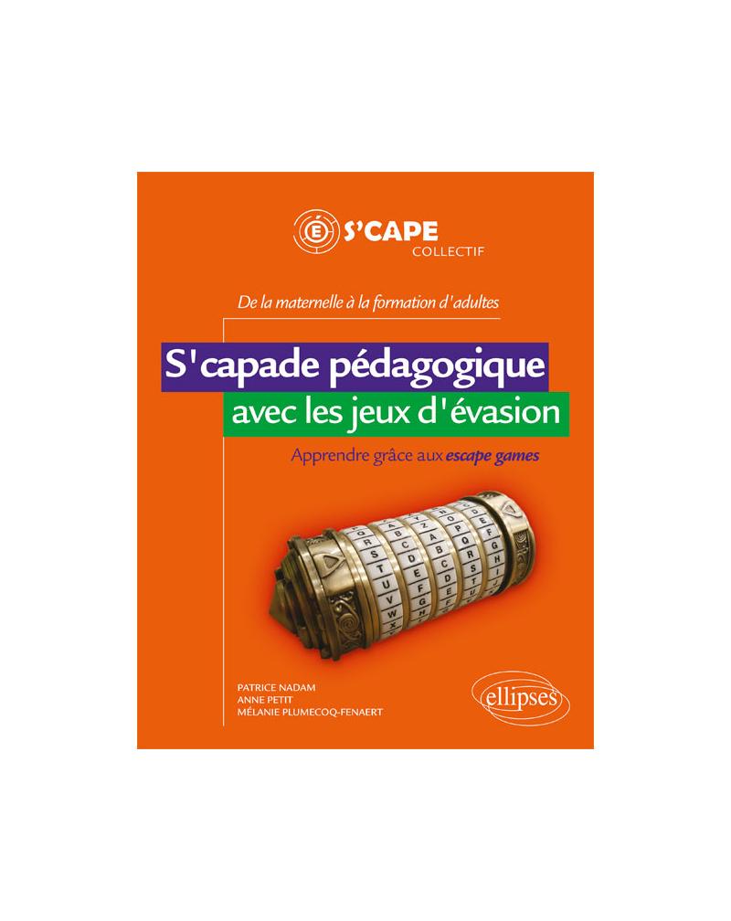 S'capade Pédagogique Avec Les Jeux D'évasion – Apprendre tout Jeux Pedagogique Maternelle