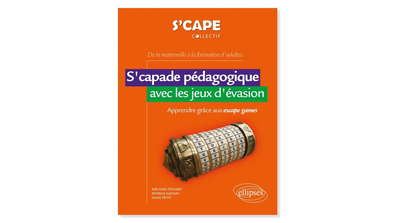 S'cape-S'capade Pédagogique Avec Les Jeux D'évasion dedans Jeux D Apprentissage Maternelle