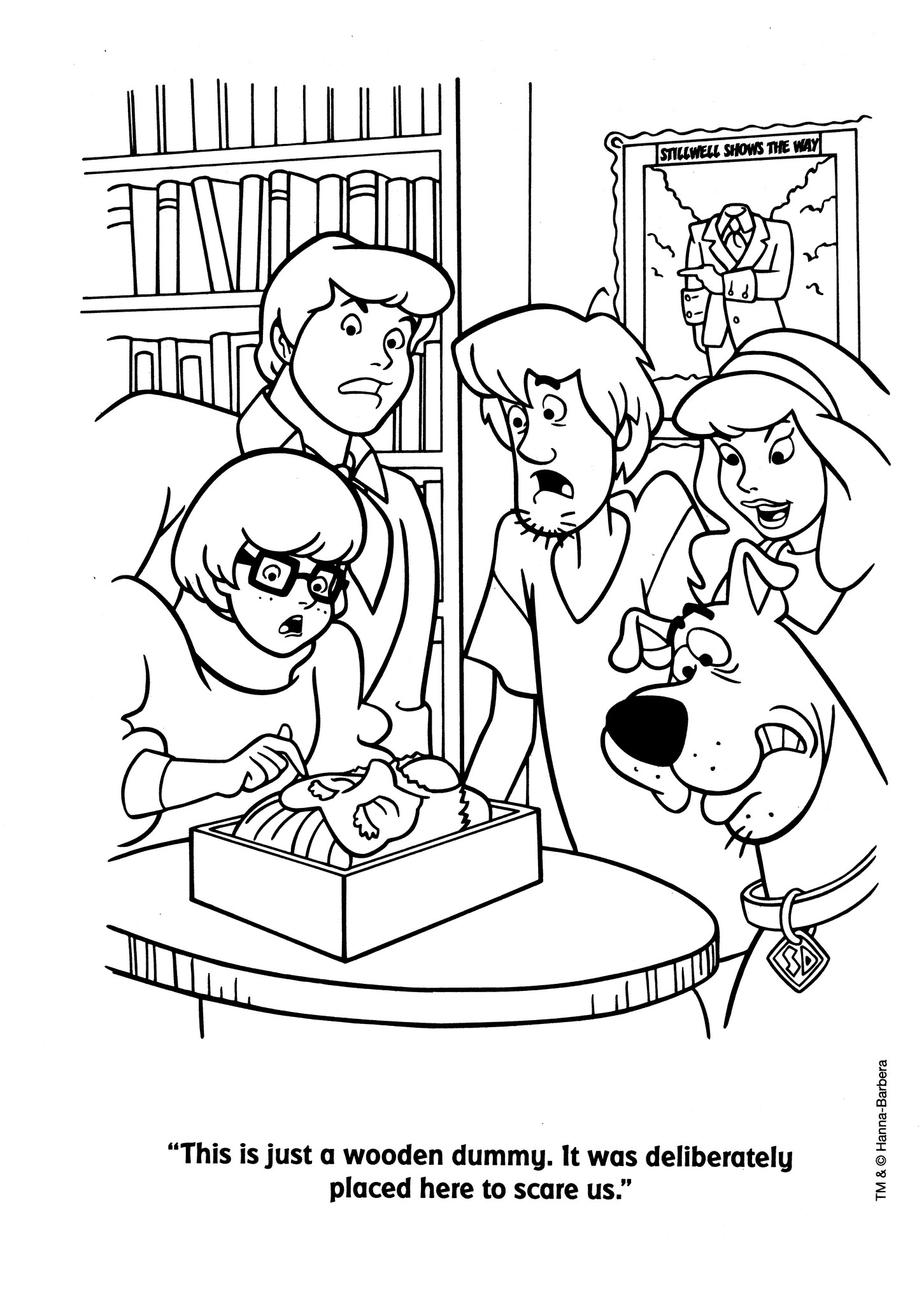 Scooby Doo Worksheets Kindergarten | Printable Worksheets dedans Scooby Doo À Colorier