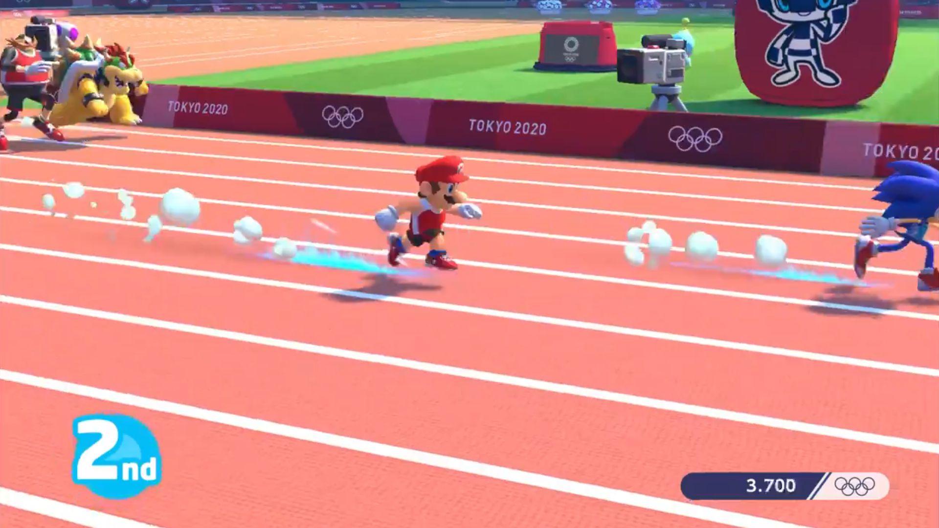 Sega Annonce Mario & Sonic Aux Jeux Olympiques De Tokyo 2020 destiné Jeu De Difference Gratuit