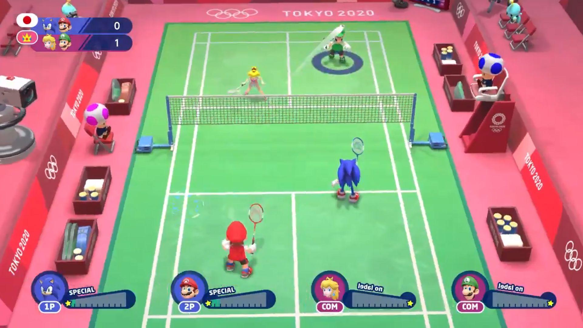 Sega Annonce Mario & Sonic Aux Jeux Olympiques De Tokyo 2020 pour Jeu De Difference Gratuit