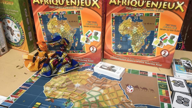 Sénégal: «Afriqu'enjeux», Un Jeu De Société Pour Comprendre tout Jeu Geographie Ville De France