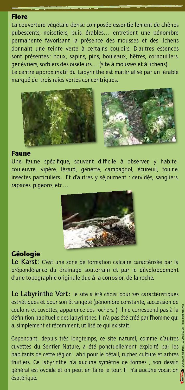 Sentier Labyrinthe Vert - Calameo Downloader tout Labyrinthe Difficile
