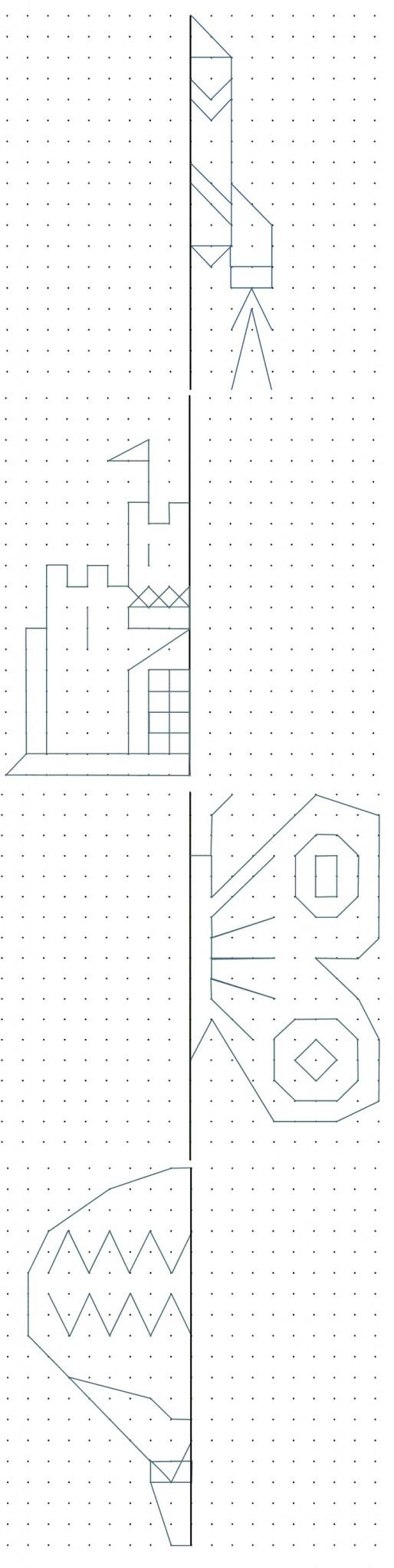 S'entraîner À La Symétrie : Un Pack De Fiches | Ma Maitresse tout Symétrie Cm1 Exercices