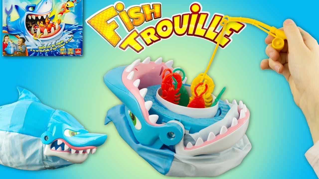 Shark Bite Game Pressmanfamily Fun Toy Review encequiconcerne Jeu De Societe Requin