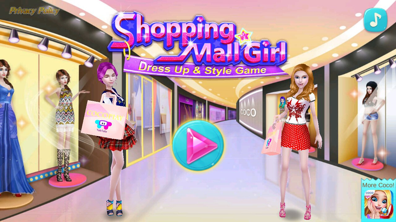 Shopping Mall Girl 2.2.8 - Télécharger Pour Android Apk serapportantà Telecharger Jeux Gratuit Fille