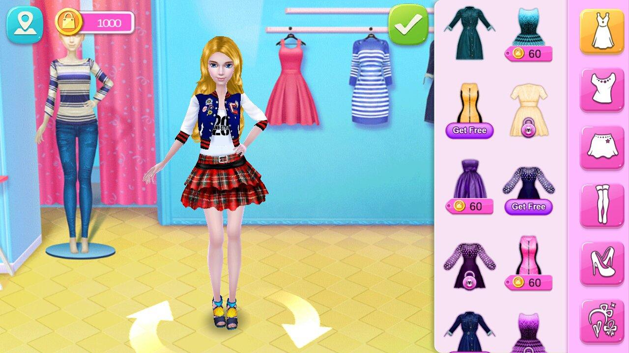 Shopping Mall Girl 2.2.8 - Télécharger Pour Android Apk tout Telecharger Jeux Gratuit Fille