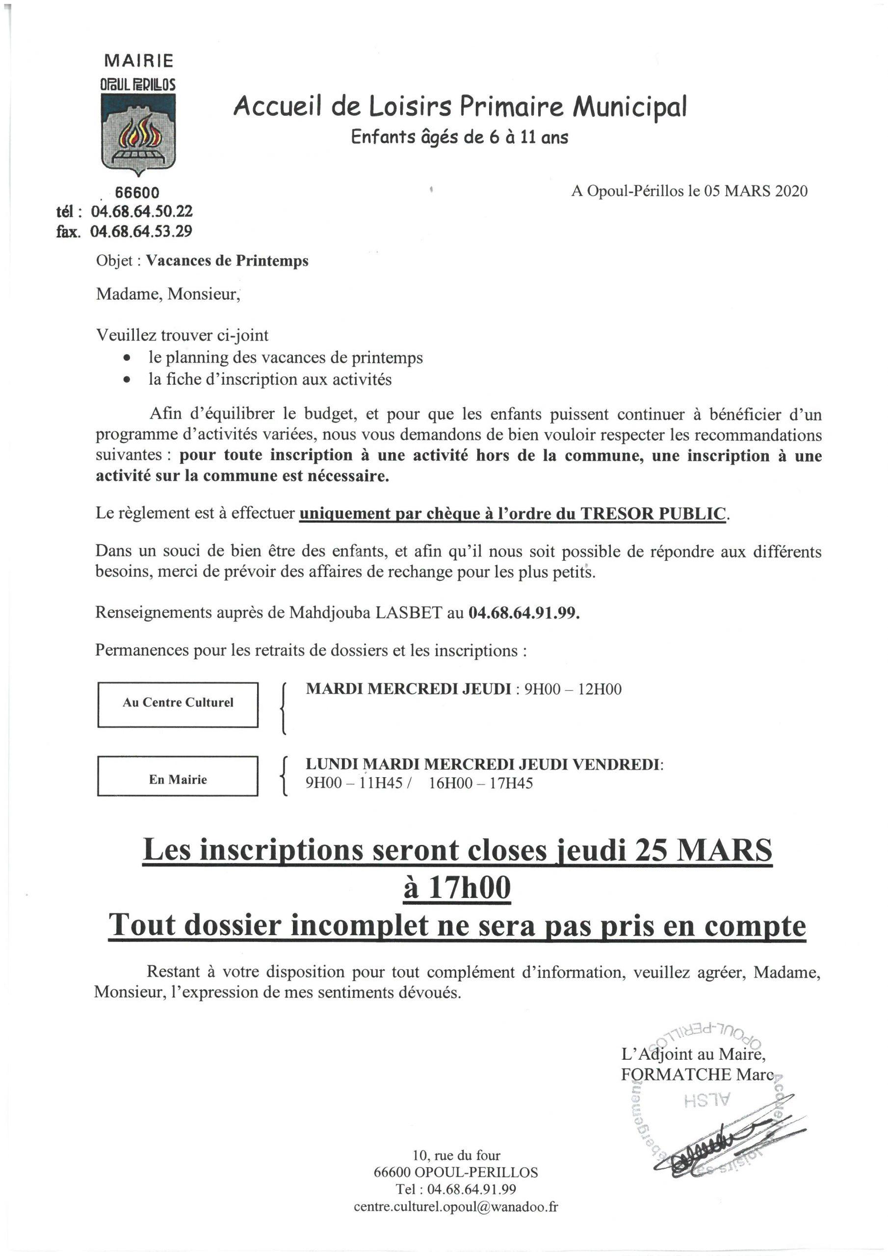 Site Officiel De La Mairie D'opoul-Périllos encequiconcerne Activité Primaire A Imprimer