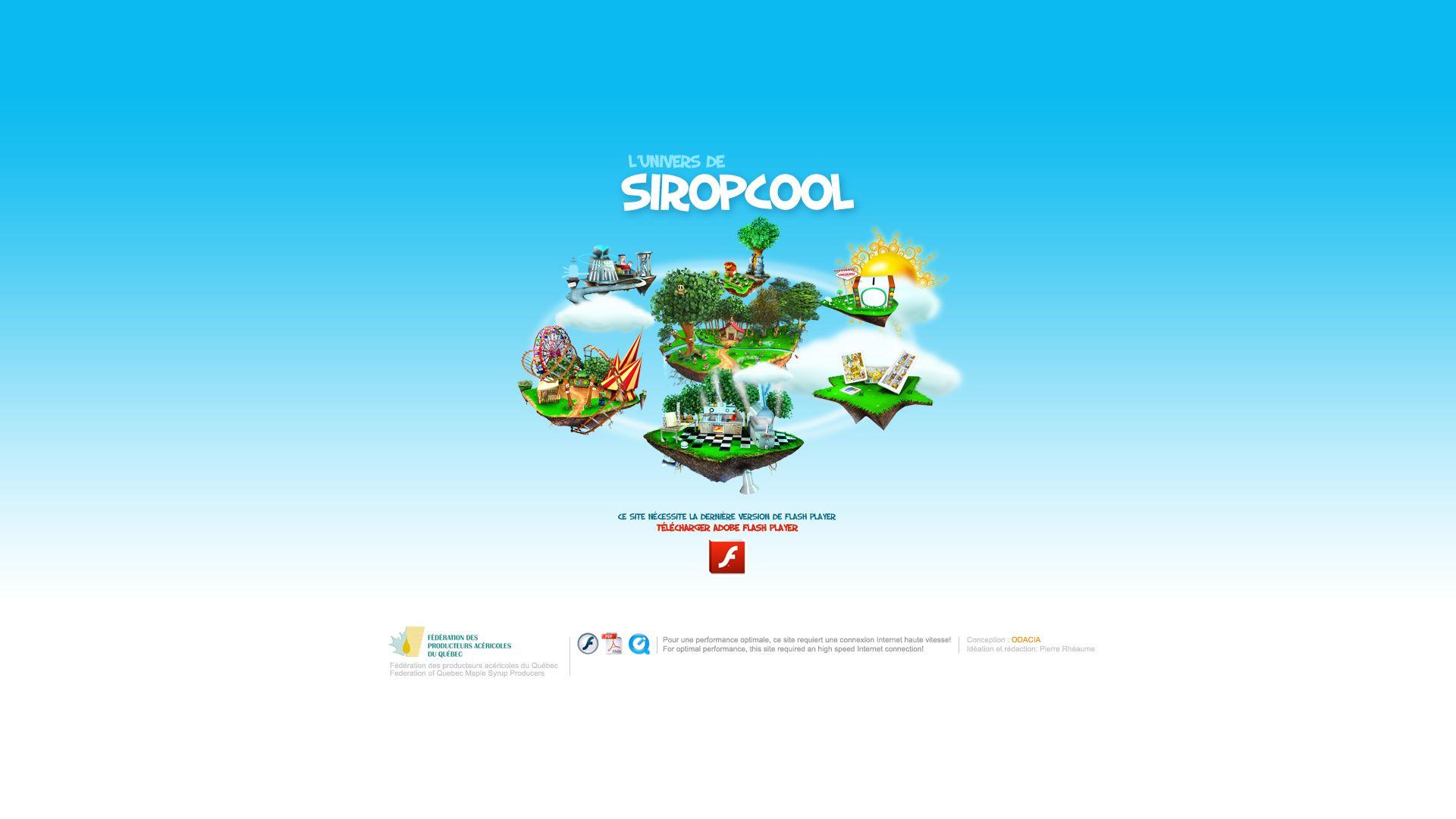 Site Pour Enfants Et Enseignants Sur Le Sirop D'érable tout Jeux Flash Enfant