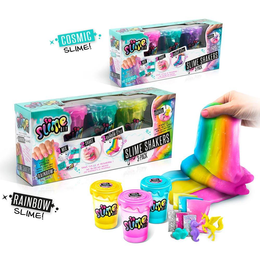 Slime Shaker 3 Pack | Activites Creatives Et Manuelles destiné Jeux Bébé 6 Mois En Ligne