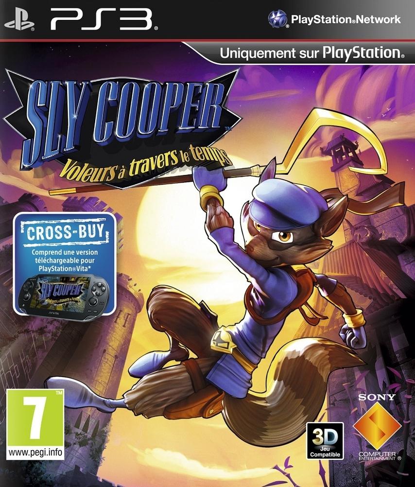Sly Cooper : Voleurs À Travers Le Temps Sur Playstation 3 serapportantà Jeux De Renard Gratuit