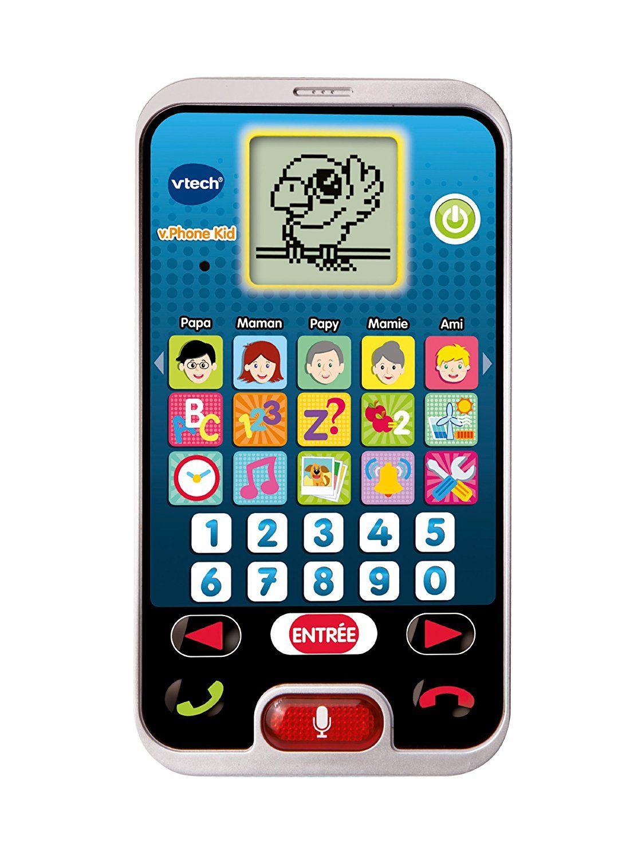 Smartphone Pour Enfant Vtech ! Si Votre Garçon De 2 Ans Veut tout Jouet Garçon 10 Ans