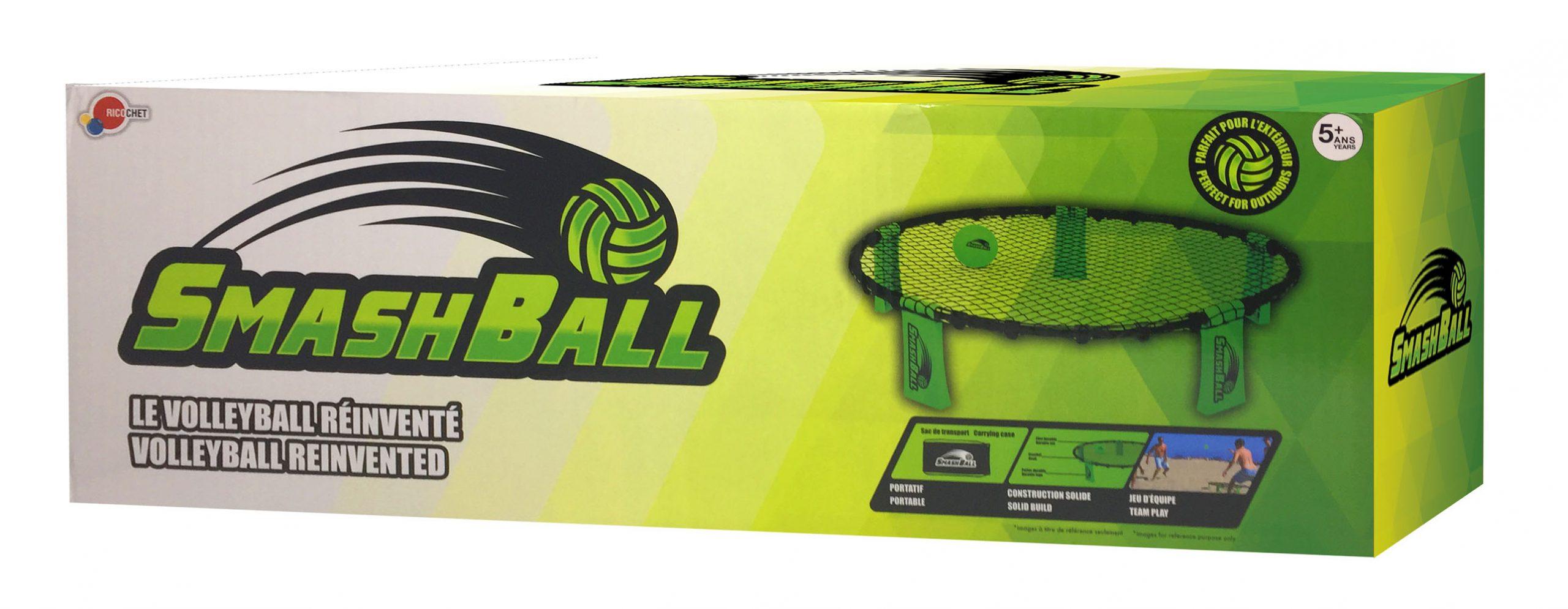 Smashball - Volleyball Réinventé à Ricochet Jeu