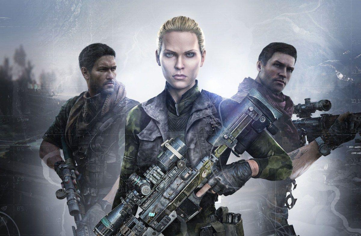 Sniper Ghost Warrior 3 : Des Détails Sur Ses Personnages Du intérieur Jeux 3 À La Suite