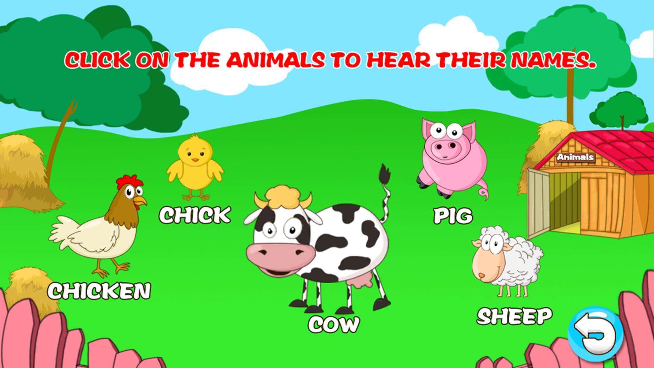 Sofia Jeux Animaux De La Ferme Pour Android - Téléchargez L'apk avec Jeux Les Animaux De La Ferme