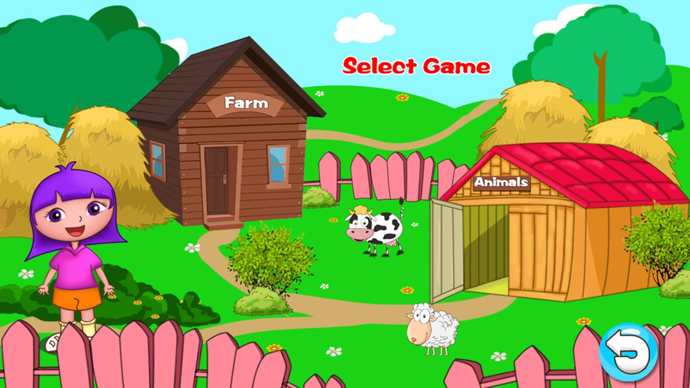 Sofia Jeux Animaux De La Ferme Pour Android - Téléchargez L'apk tout Jeux D Animaux De La Ferme