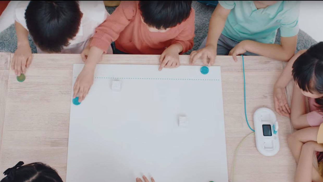Sony Veut Séduire Les Enfants Avec Un Nouveau Jeu Éducatif à Jeux Enfant Educatif