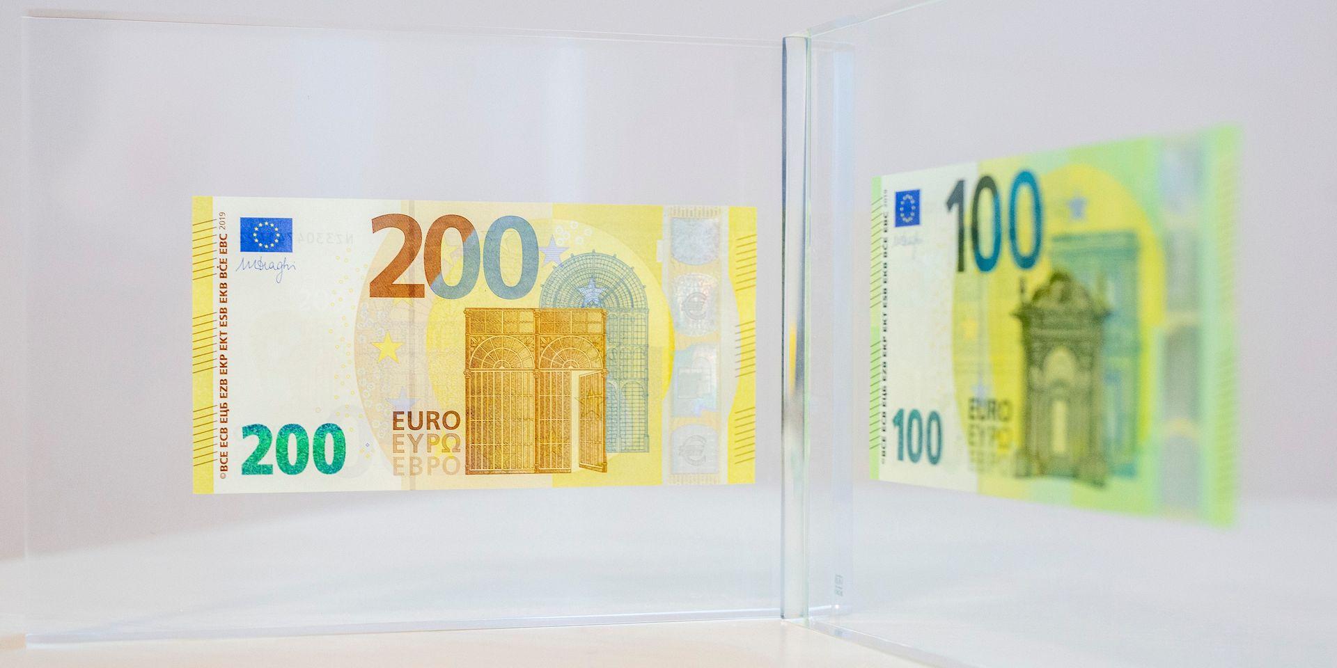 Sortie De Deux Nouveaux Billets: Quels Sont Les (Nombreux encequiconcerne Billet De 100 Euros À Imprimer