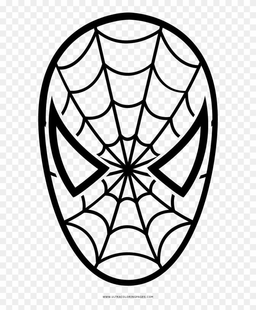 Spider Man Coloring Page - Toile D Araignée Dessin Clipart intérieur Dessin Toile Araignée