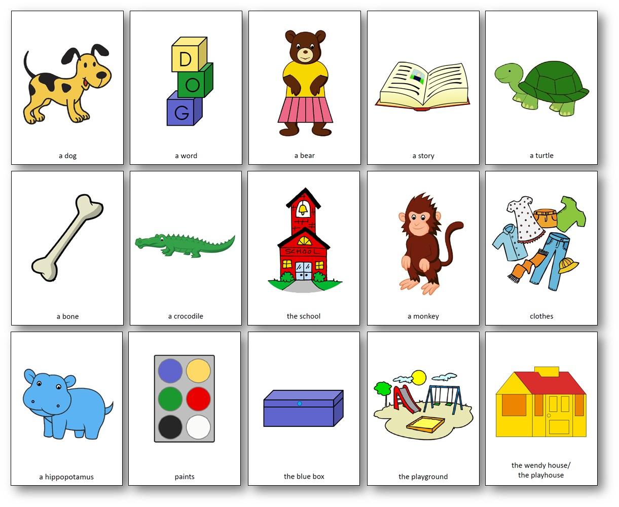 Spot Goes To School : Activités Et Jeux À Imprimer pour Jeux En Anglais A Imprimer