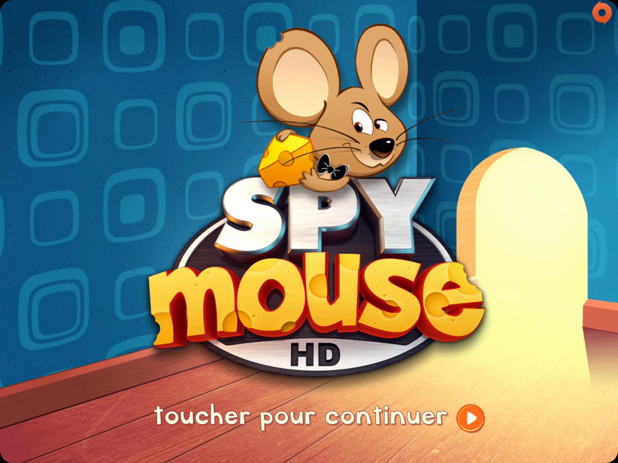 Spy Mouse : Un Jeu De Souris Gratuit - La Souris Grise à Jeux De La Petite Souris