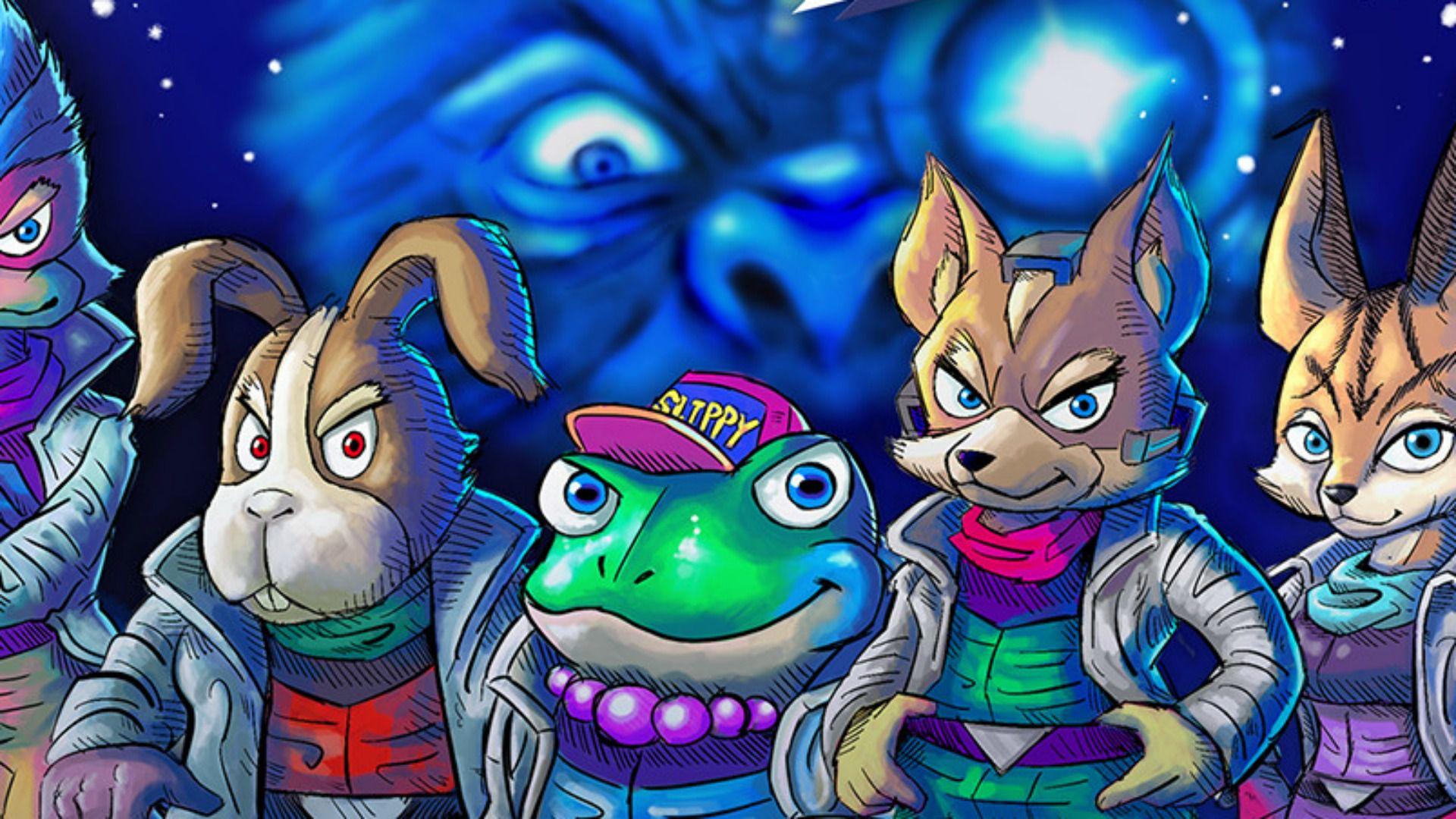 Star Fox 2 Ou L'histoire Du Renard Qui Pose Un Lapin - Actu à Jeux De Renard Gratuit