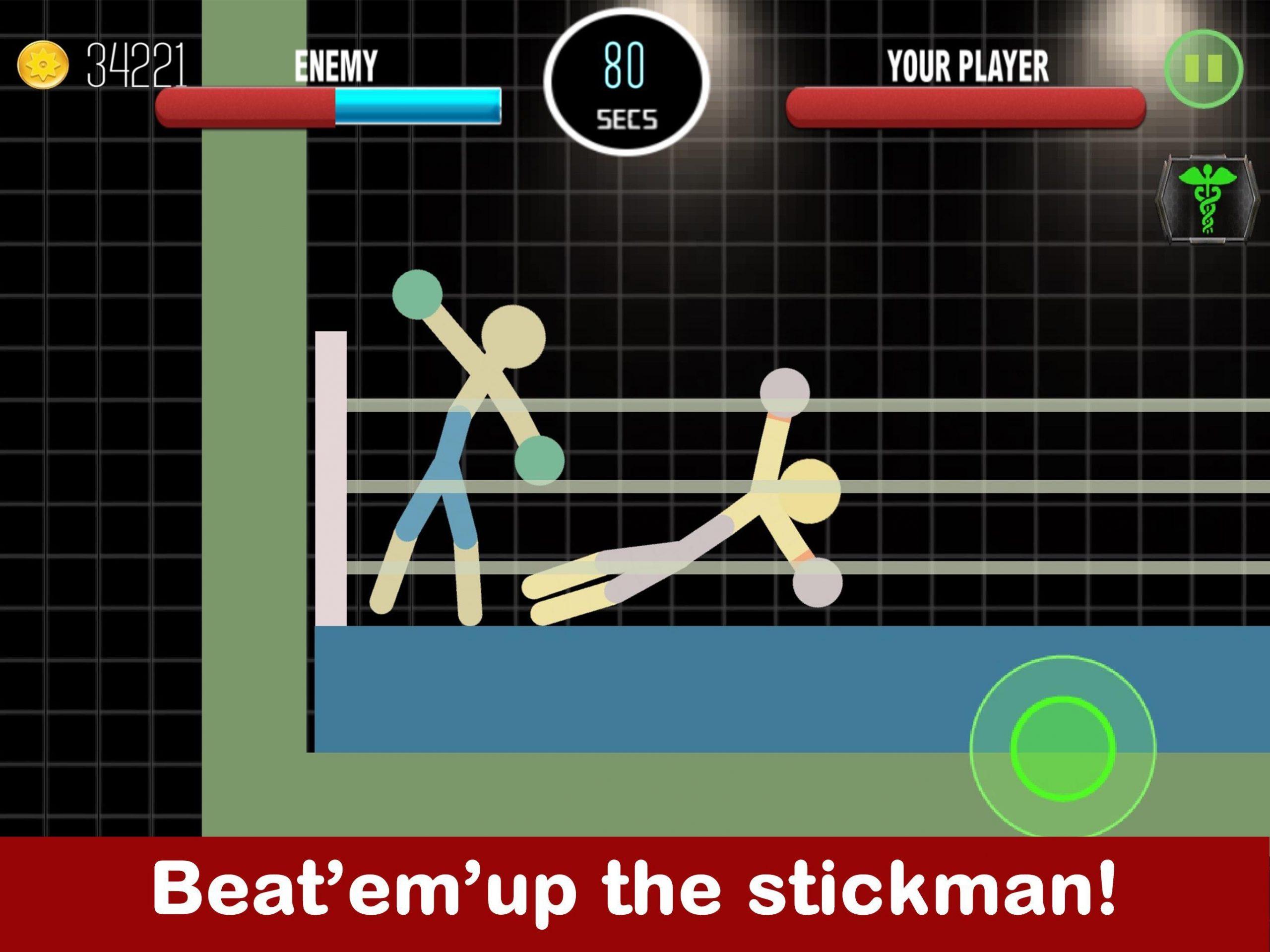 Stickman Fight 2 Player Jeux Pour Android - Téléchargez L'apk avec Jeux De Secs