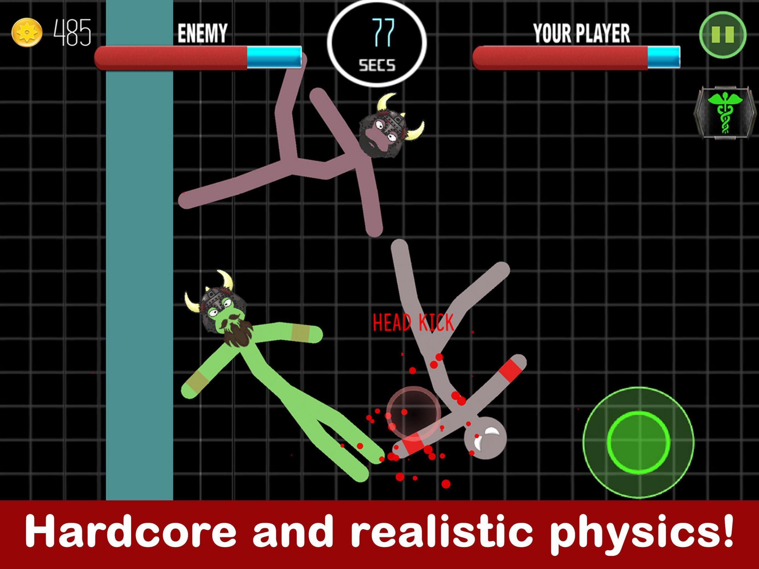 Stickman Fight 2 Player Jeux Pour Android - Téléchargez L'apk dedans Jeux De Secs