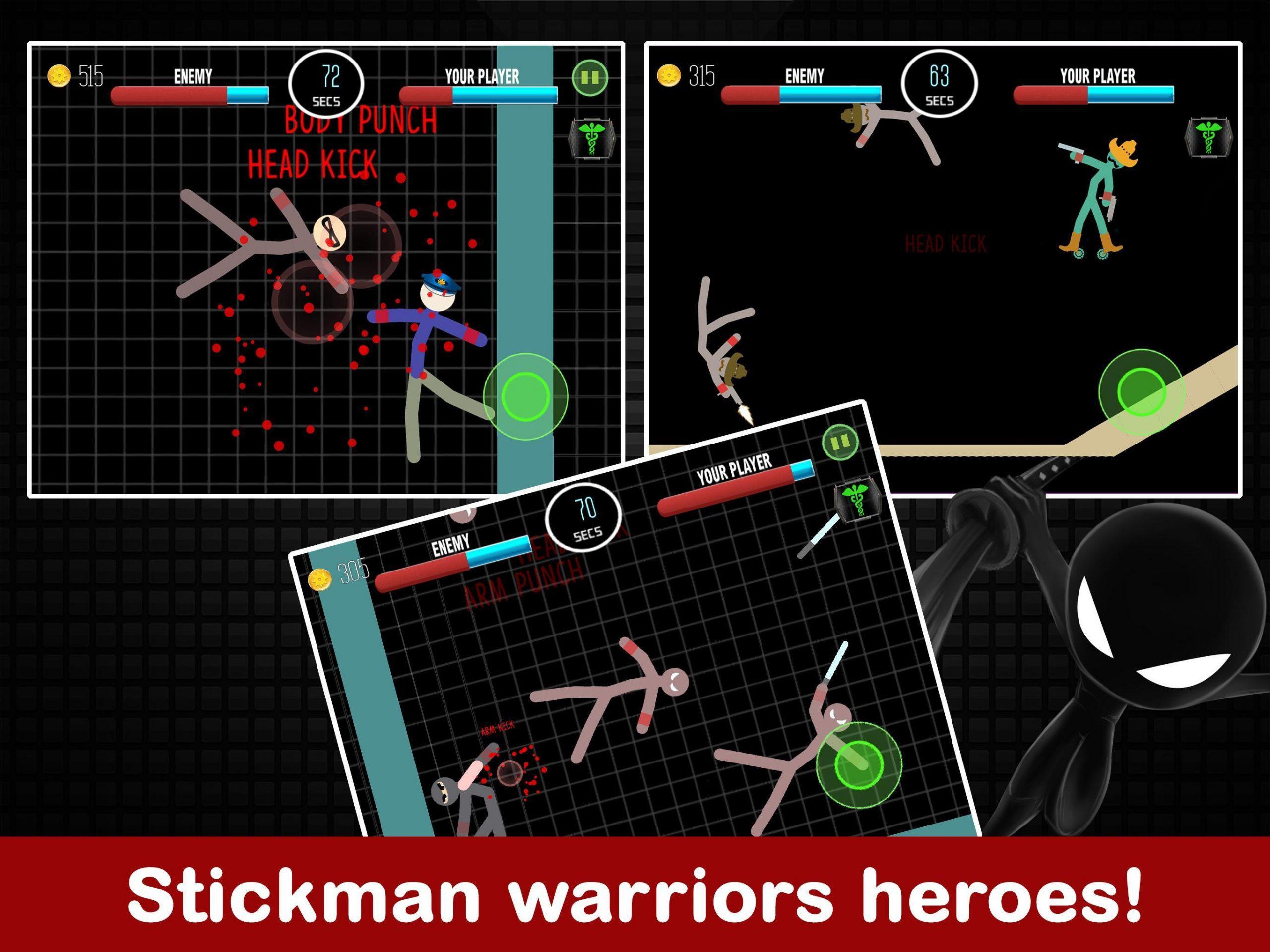 Stickman Fight 2 Player Jeux Pour Android - Téléchargez L'apk destiné Jeux De Secs