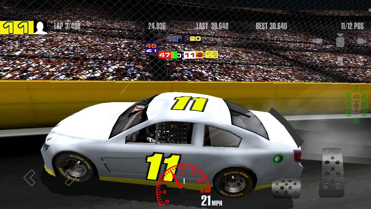 Stock Car Racing 3.1.15 - Télécharger Pour Android Apk à Jeux Gratuit De Voiture En Ligne