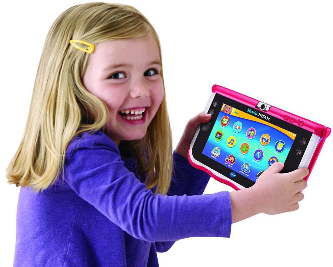 Storio Max, La Tablette Évolutive Des 3-11 Ans - Conseils D à Tablette Enfant Fille