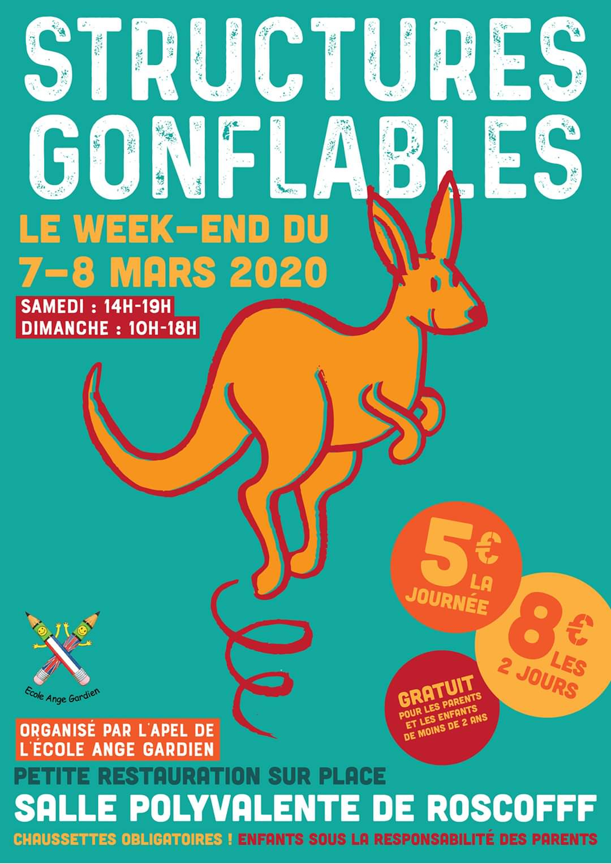 Structures Gonflables : Jeux Pour Enfants à Jeux Pour Enfan