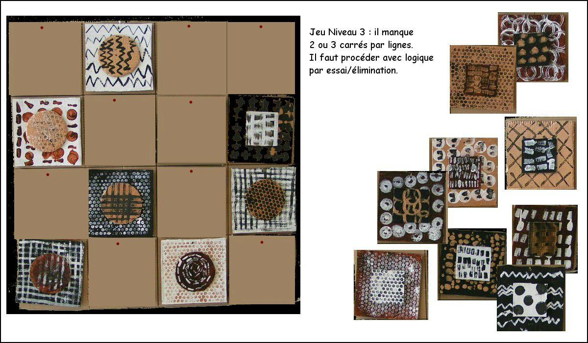 Sudoku Africain - Le Tour De Mes Idées pour Sudoku Maternelle À Imprimer