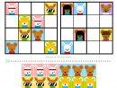 Sudoku Animaux - Momes intérieur Jeux Enfant Maternelle