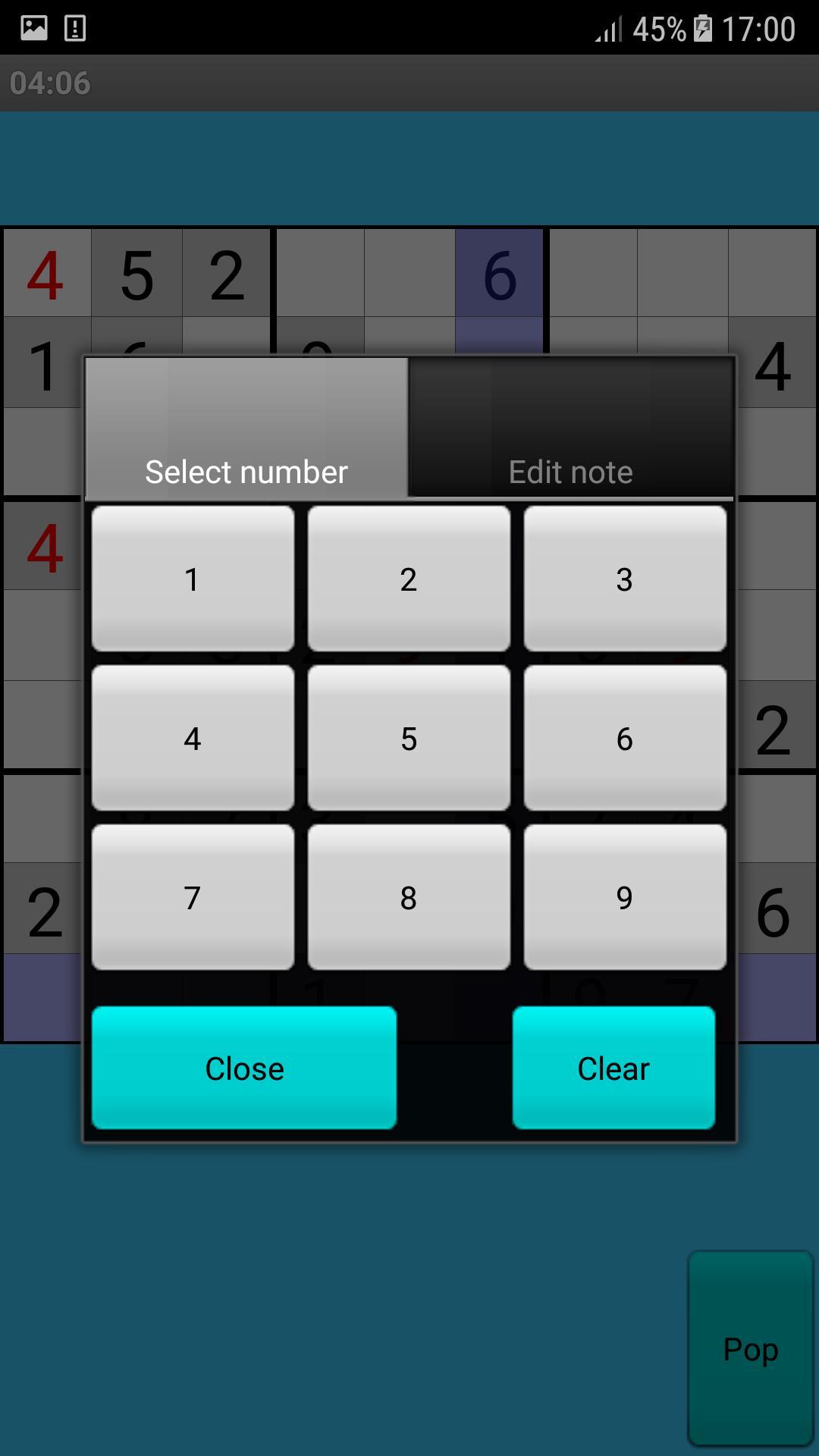 Sudoku Для Андроид - Скачать Apk pour Sudoku A Imprimer