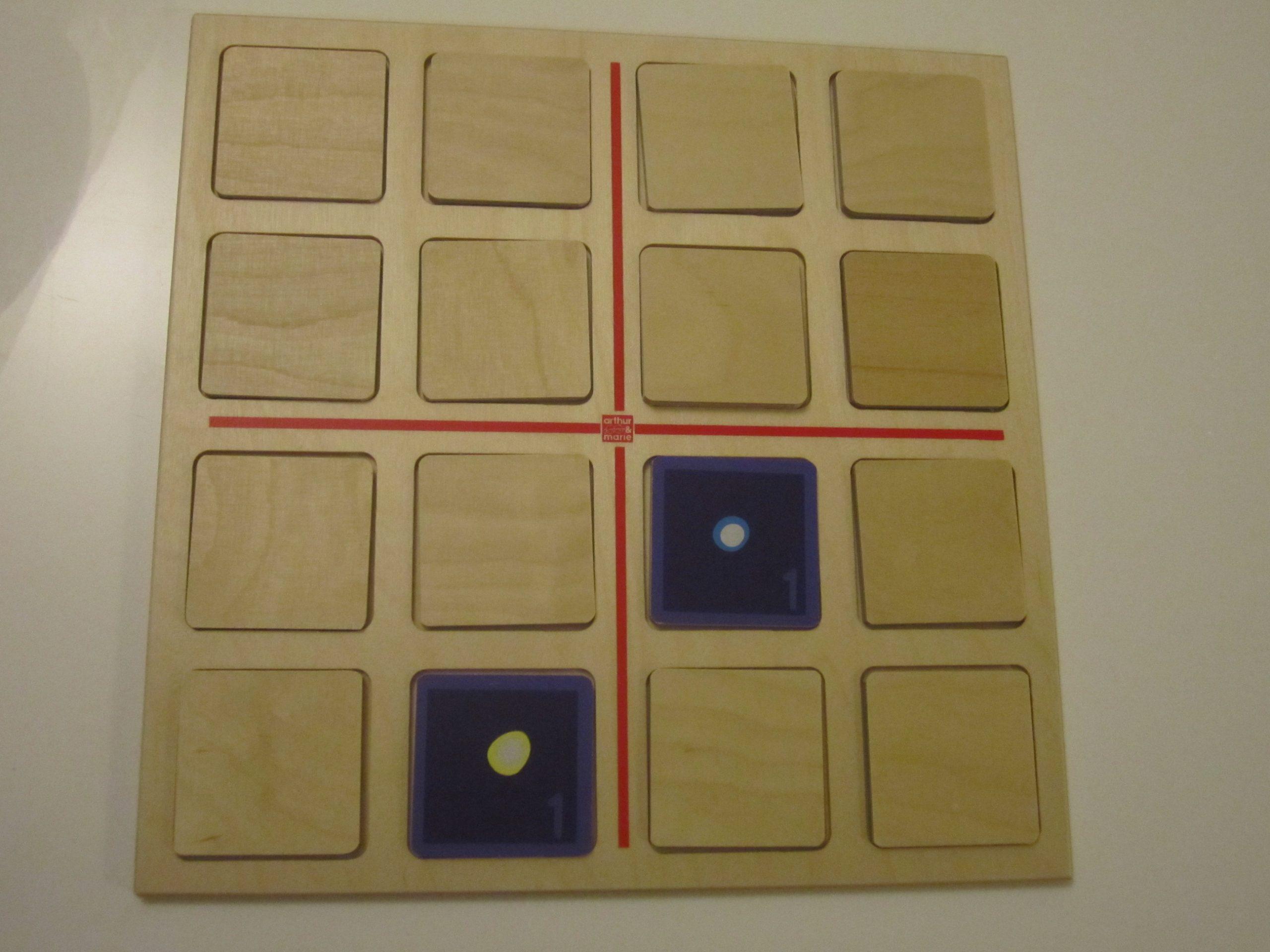 Sudoku Des Chiffres - Co'errance encequiconcerne Sudoku Maternelle À Imprimer