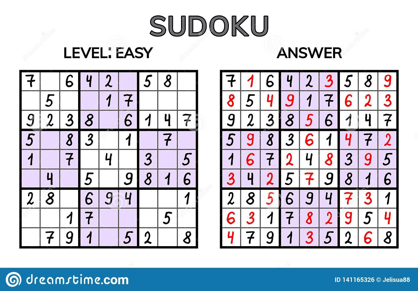 Sudoku Enfants Et Mosaïque Mathématique Adulte Grand Dos serapportantà Jeu Le Sudoku
