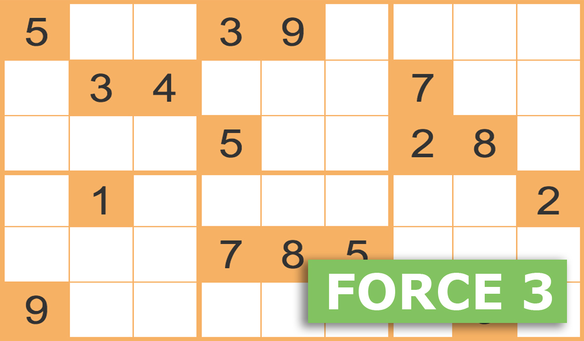 Sudoku Force 3 Gratuits En Ligne - Grilles Sudoku Force 3 serapportantà Puissance 4 En Ligne Gratuit