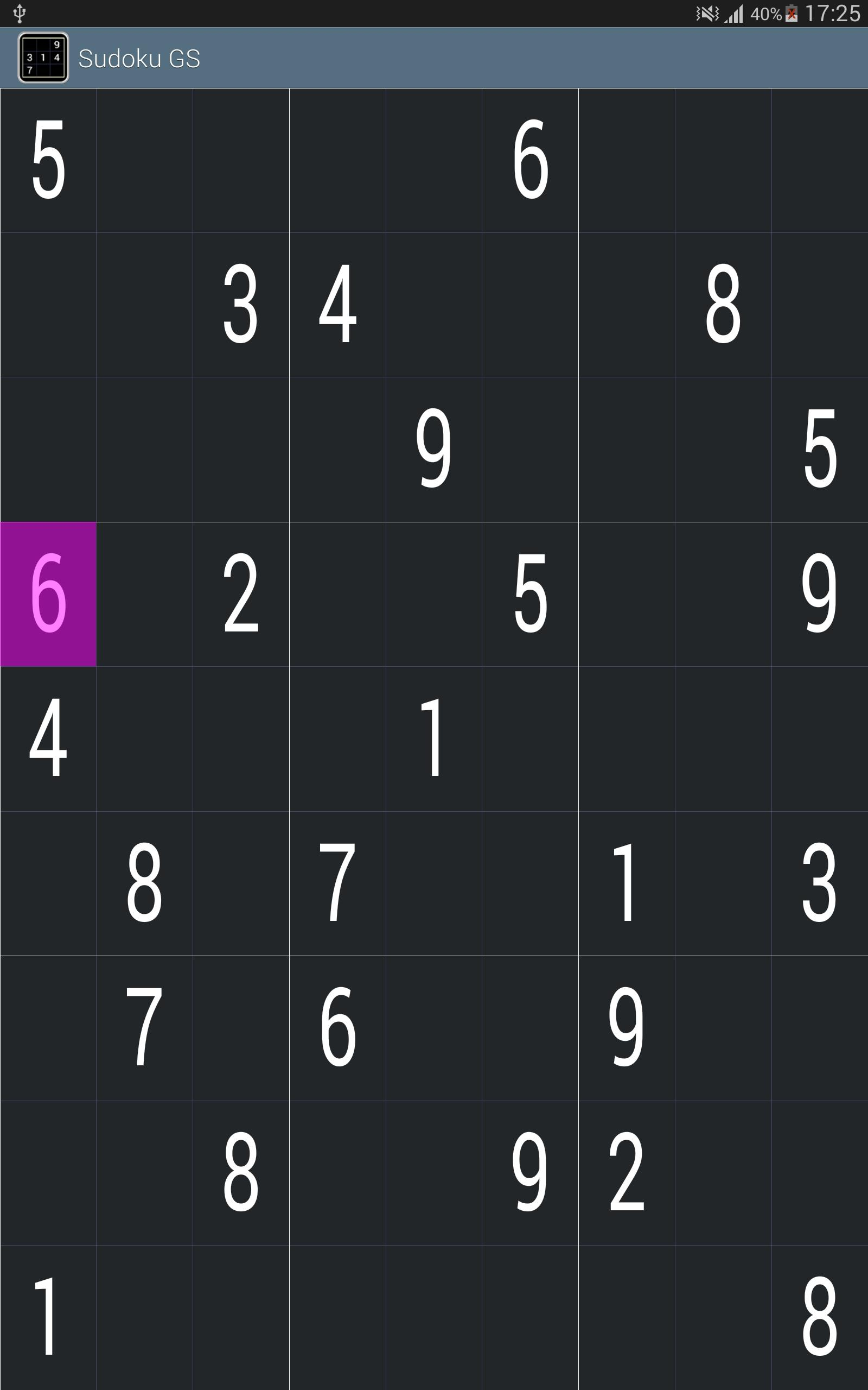 Sudoku Gs For Android - Apk Download encequiconcerne Sudoku Gs