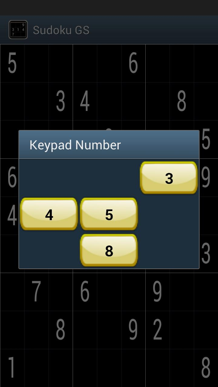 Sudoku Gs For Android - Apk Download serapportantà Sudoku Gs