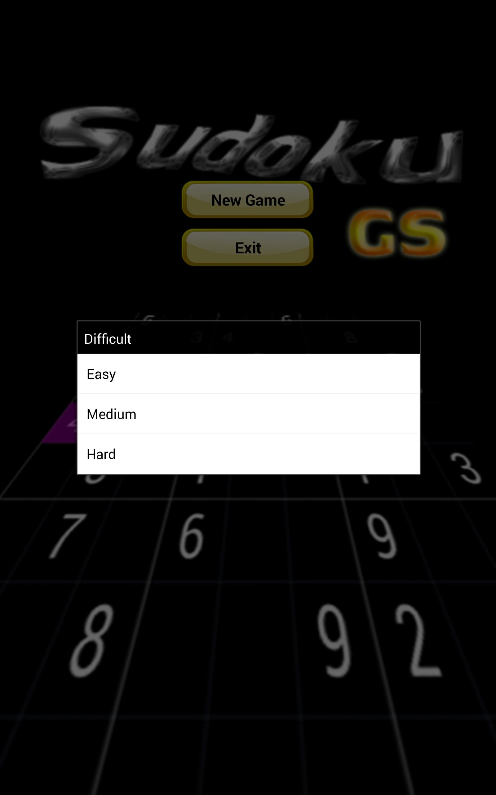 Sudoku Gs For Android - Apk Download tout Sudoku Gs