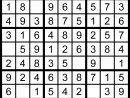 Sudoku, Je Me Détends En Jouant En Ligne à Jeu Le Sudoku