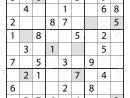 Sudoku Jeu De Puzzle. Sudoku Jeu De Puzzle Avec Des Nombres. Peut Être  Utilisé Comme Jeu Éducatif Pour Les Enfants Ou Jeu De Loisirs Pour Adultes à Jeu Le Sudoku