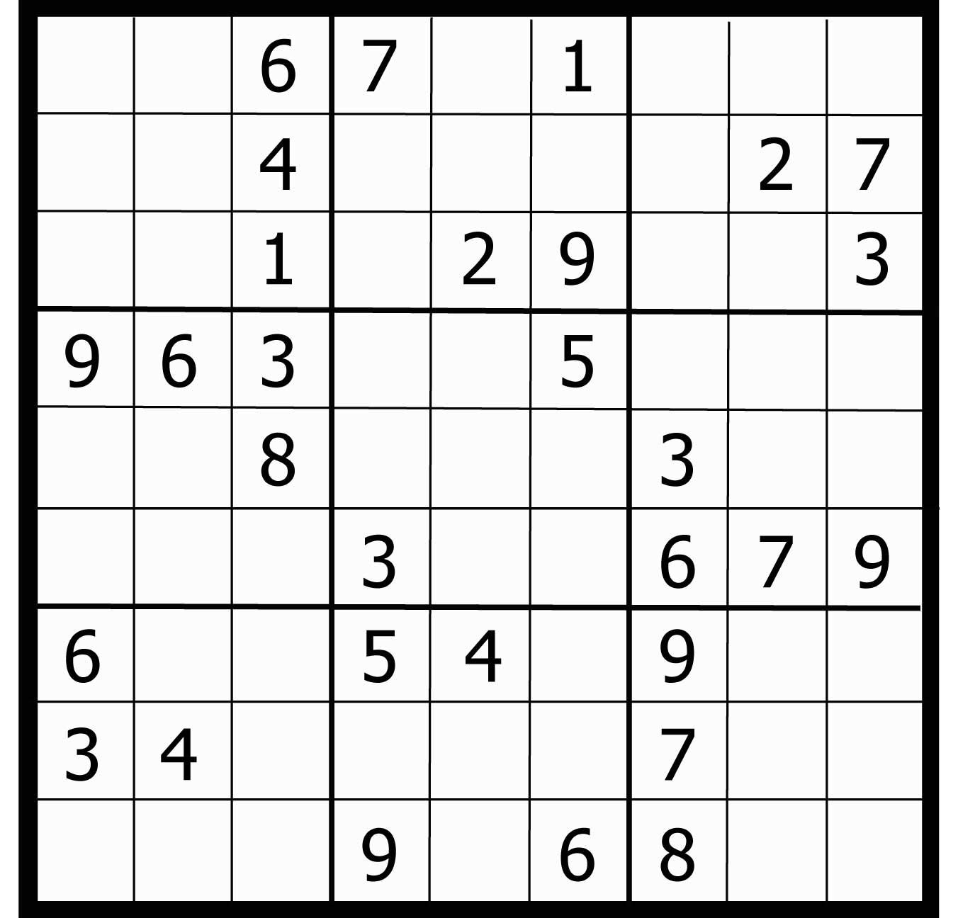 Sudoku Jouer En Ligne pour Sudoku A Imprimer