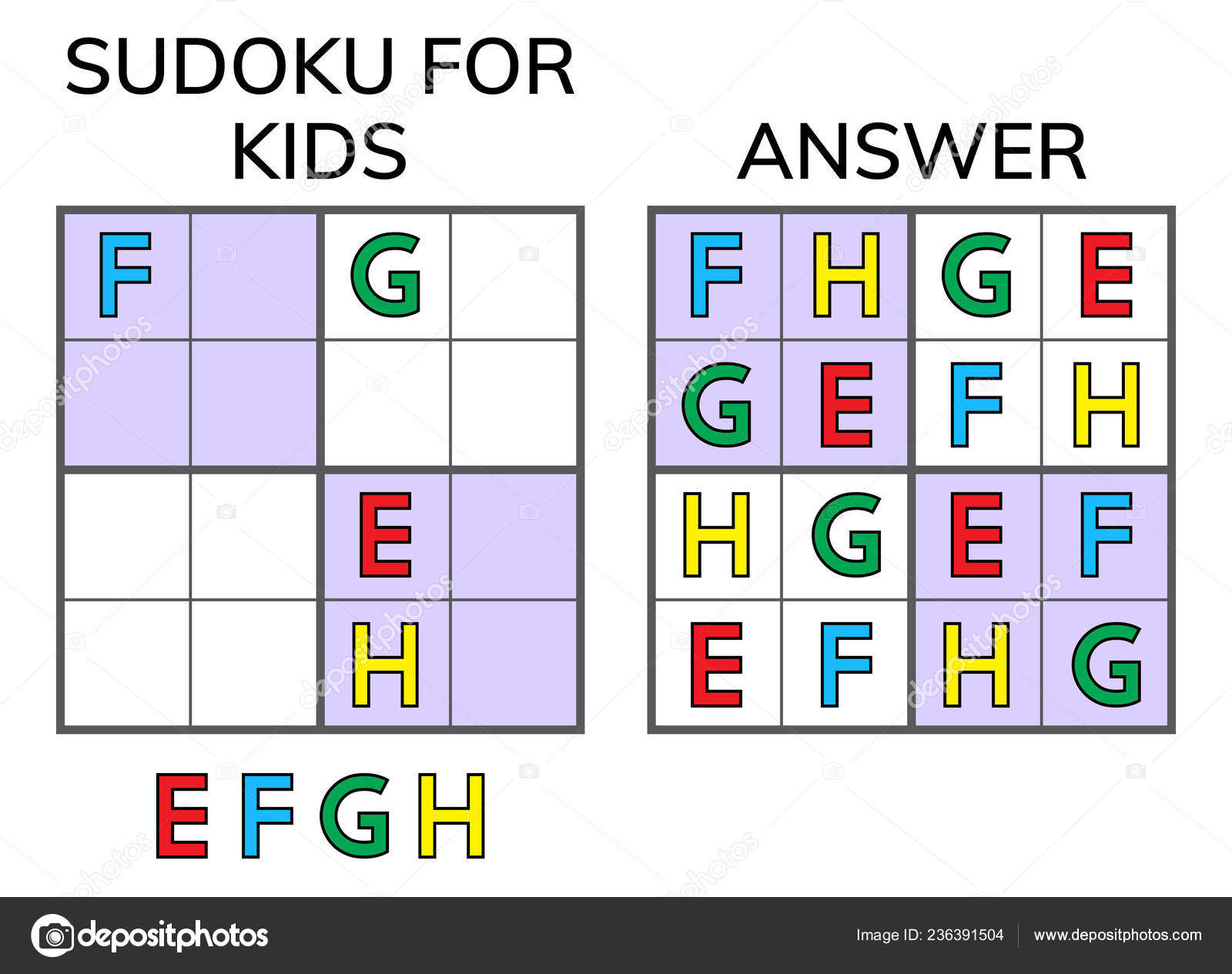 Sudoku Kids Adult Mathematical Mosaic Magic Square Logic encequiconcerne Rebus Enfant