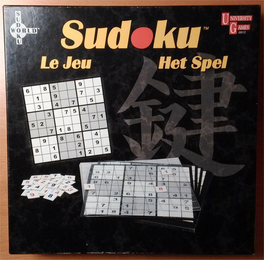Sudoku Le Jeu Het Spel concernant Jeu Le Sudoku