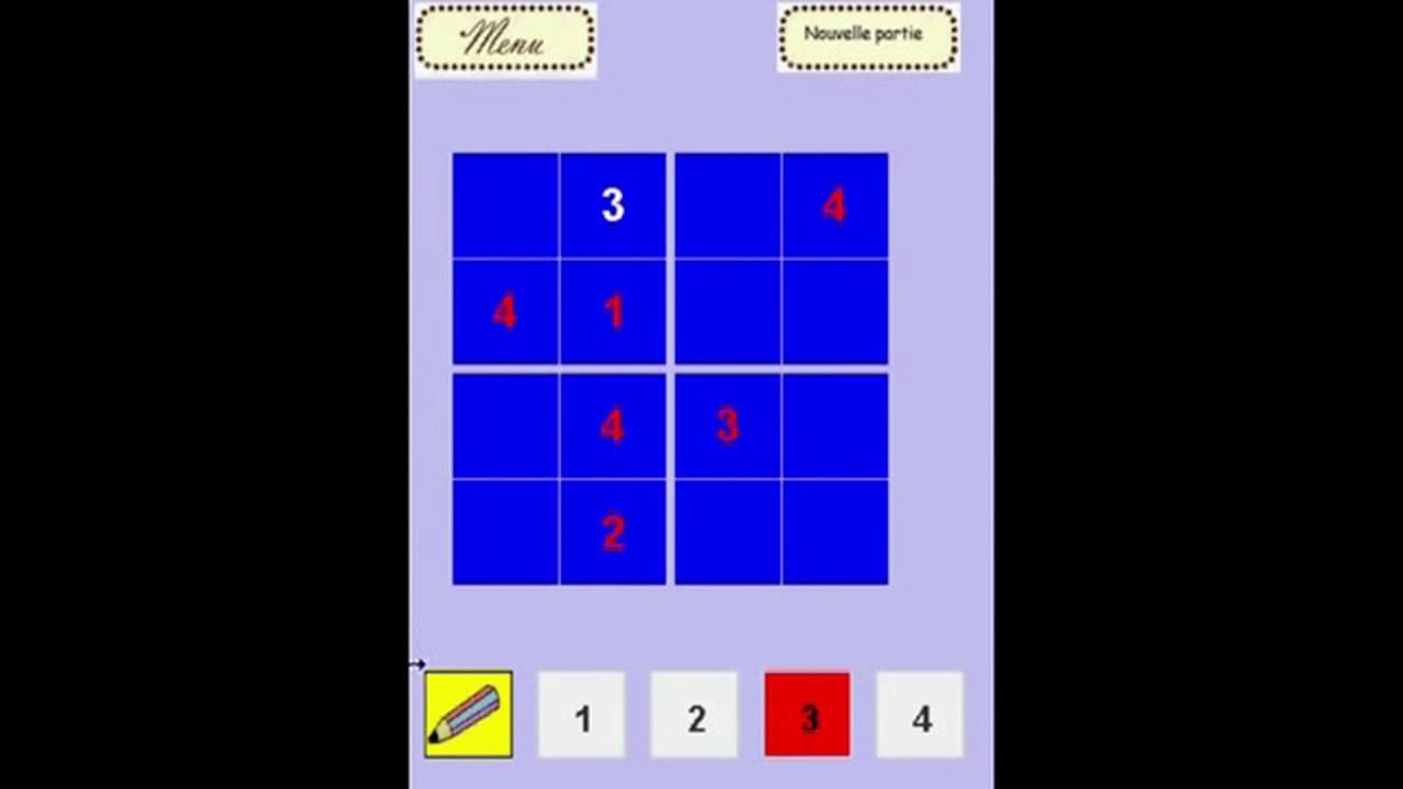 Sudoku Mini Pour Les Enfants Pc,mac,tablettes, Smartphone) à Sudoku Pour Enfant
